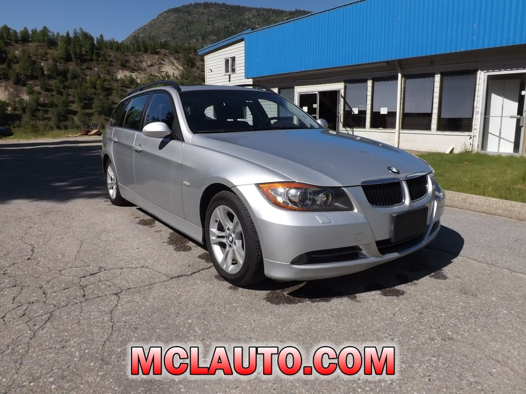 BMW Series For Sale In Trail BC Serving Nelson Used BMW - Bmw 328xi wagon for sale