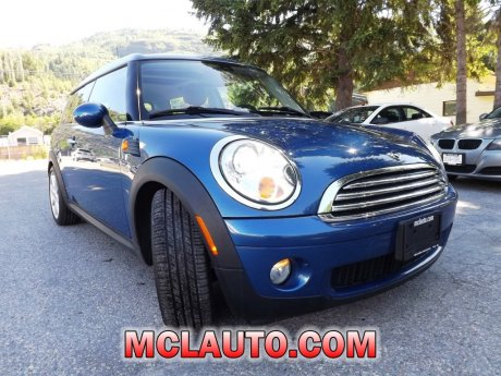 2008 Mini Cooper Clubman Accident Free!