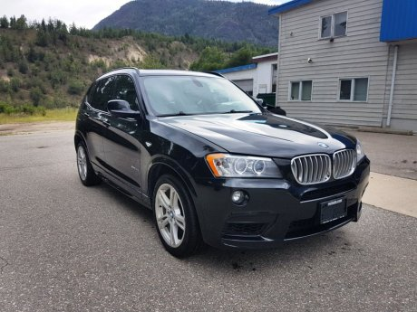 2012 BMW X3 35i-M Sport PkgTwin Turbo Power