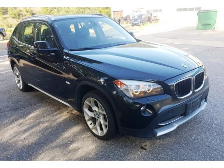 2012 BMW X1 28i Xdrive Prem/Conv Pkg Twin Turbo