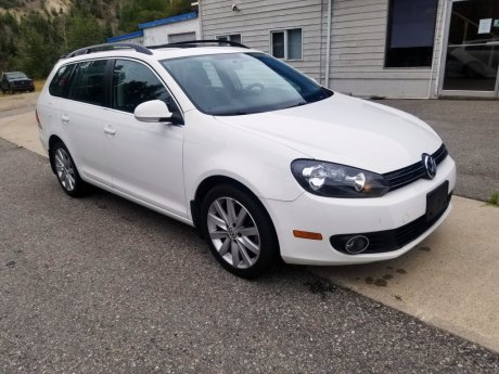 2012 Volkswagen Golf Wagon TDI Highline Diesel
